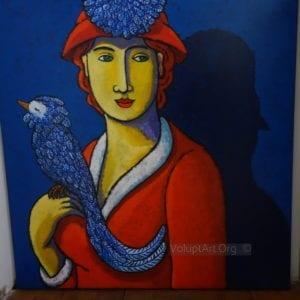 Bird of PAradise 3D