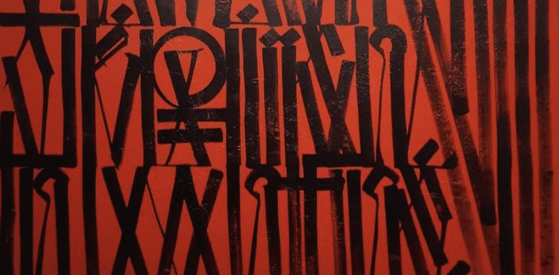 Retna Art, Retna artwork, Retna Graffiti Art.