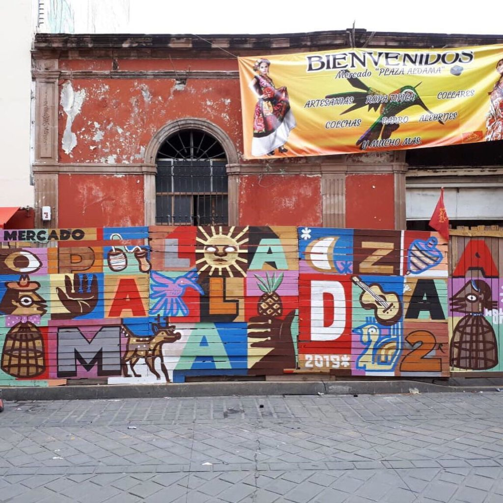 Urban art by Cawamo