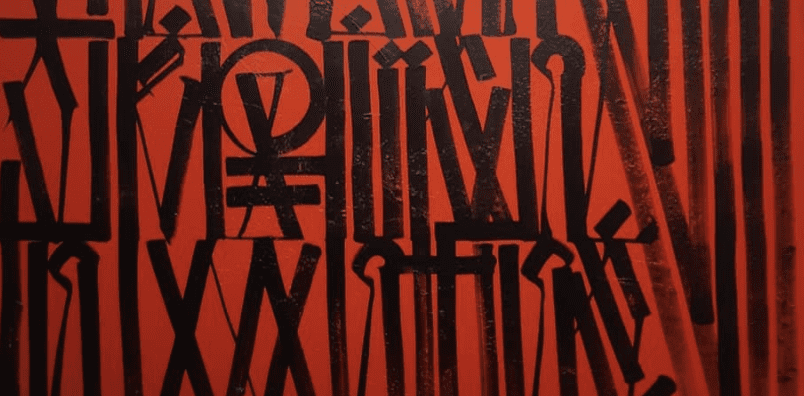 Retna Art, Retna artwork, Retna Graffiti Art.