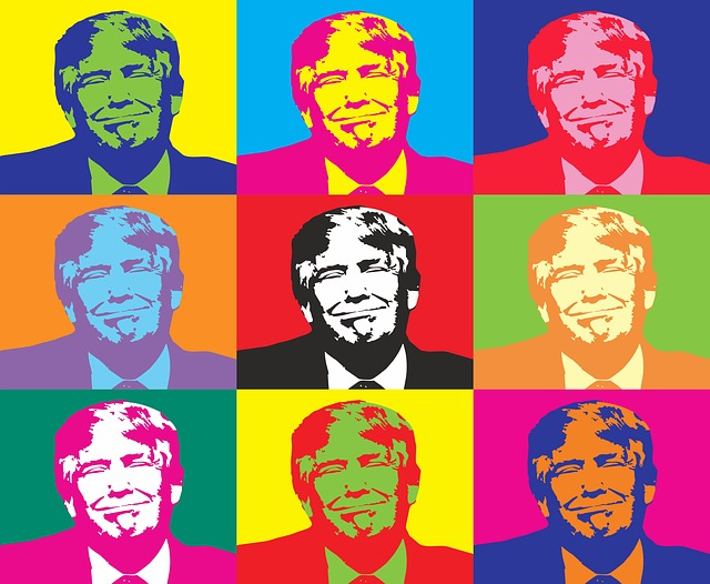 Trump by Tiburi from Pixabay