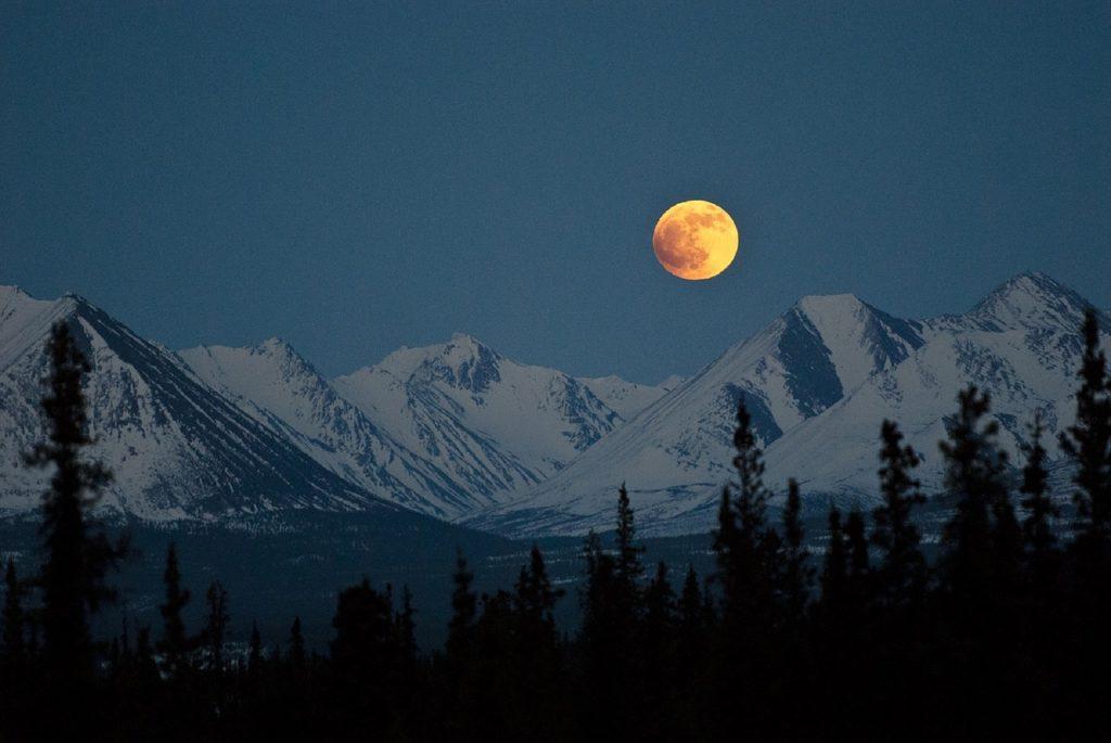 Alaska by Skeeze via Pixabay