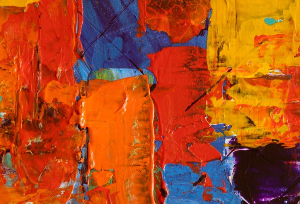 Arte contemporáneo por Steve Johnson en Pexels