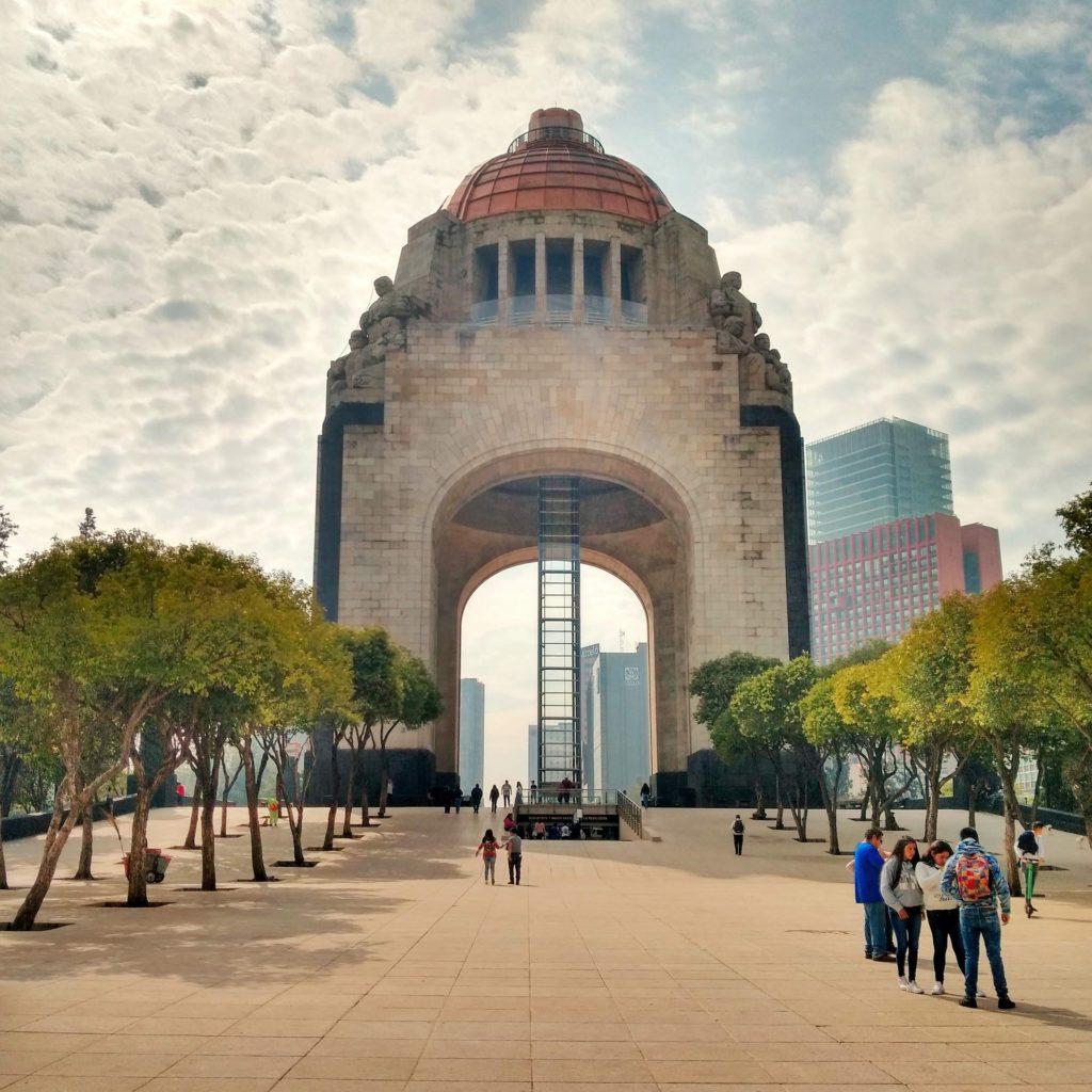 Ciudad de México por Julieta Sánchez vía Pixabay