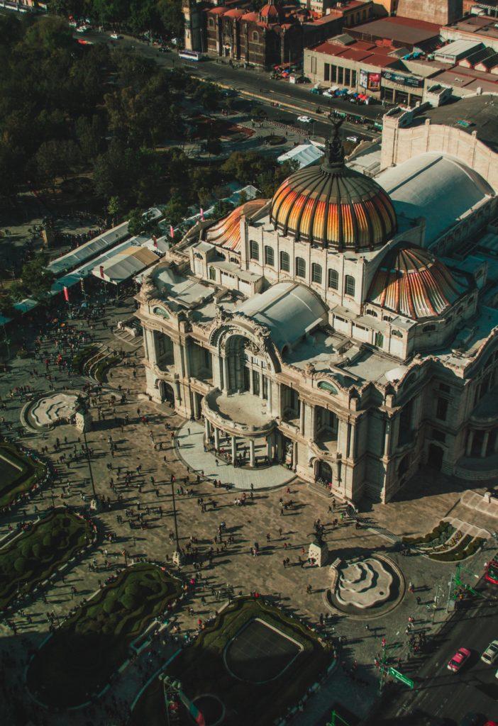 Palacio de Bellas Artes. Foto de Carlo Sánchez de Pexels