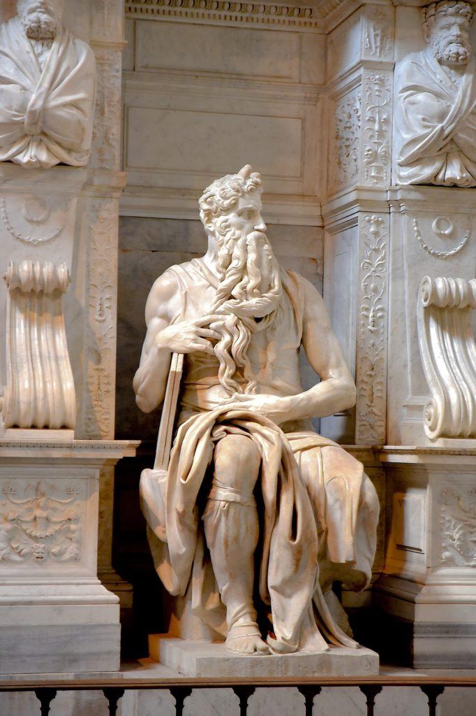 El Moisés. Imagen de Moshe Harosh en Pixabay