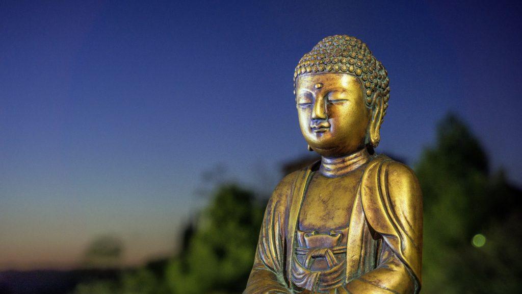 Buddha. Imagen de Josep Monter Martinez en Pixabay