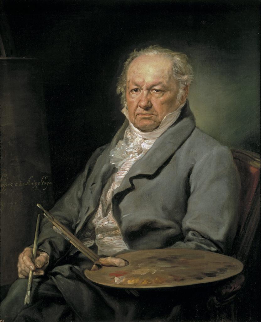 De Vicente López Portaña - Museo Nacional del Prado, Galería online, Dominio público, https://commons.wikimedia.org/w/index.php?curid=17628217