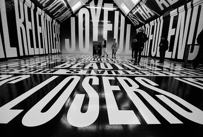 Barbara Kruger, Modern Art Oxford