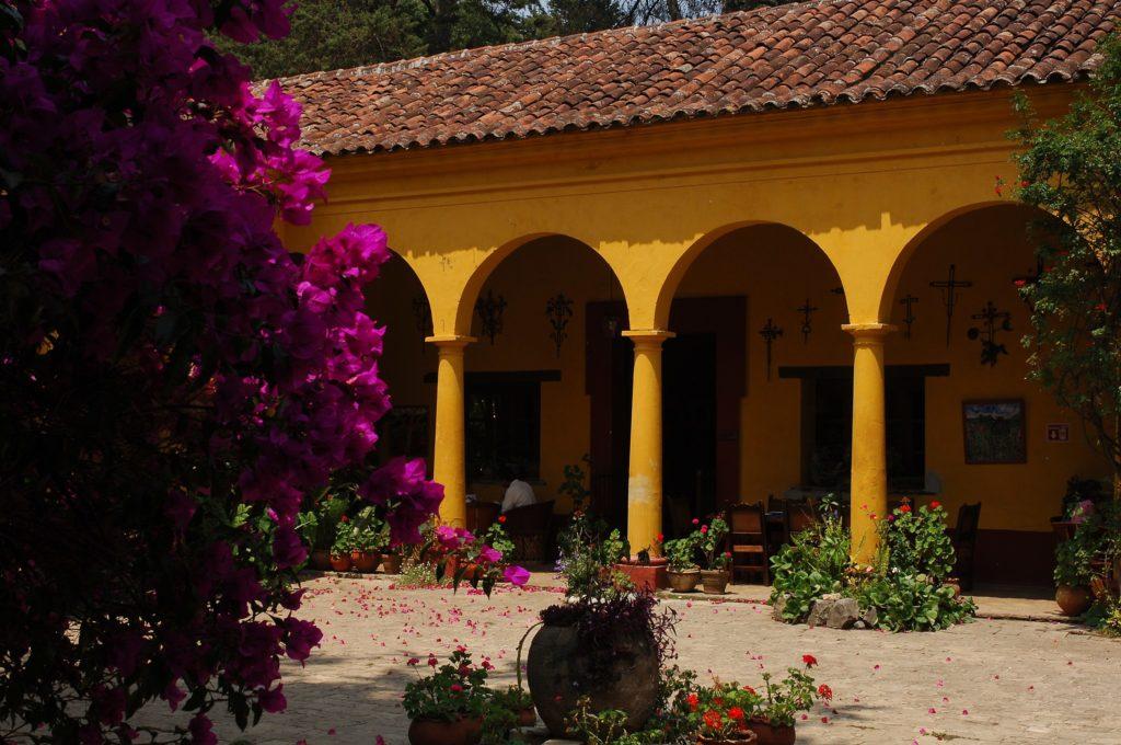 San Cristobal de las casas. Imagen vía wikimedia commons