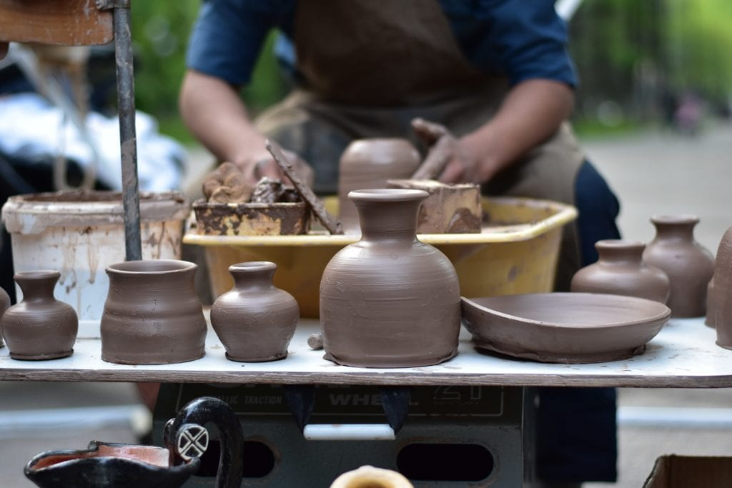 "<span>Photo by <a href=""https://unsplash.com/@hinex?utm_source=unsplash&utm_medium=referral&utm_content=creditCopyText"">Roman Hinex</a> on <a href=""https://unsplash.com/s/photos/pottery?utm_source=unsplash&utm_medium=referral&utm_content=creditCopyText"">Unsplash</a></span>"