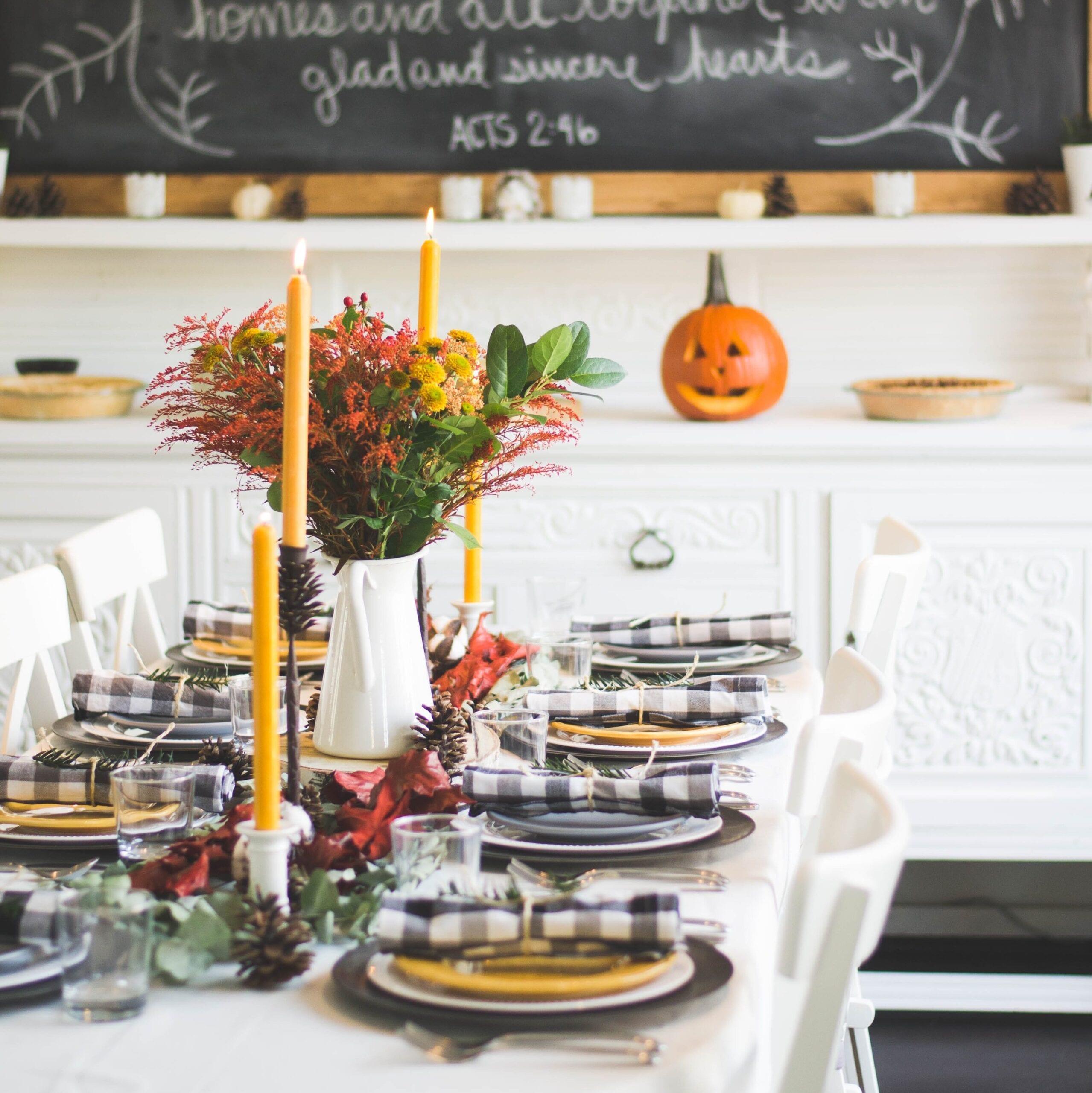 Thanksgiving. Imagen de Libby Penner vía Unsplash