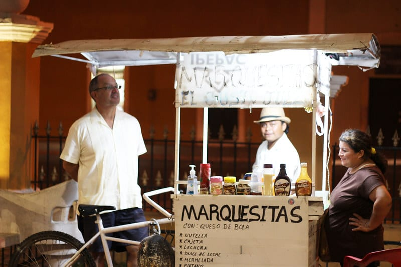 Marquesitas en Yucatan. Imagen de Luis Cordova vía Flickr