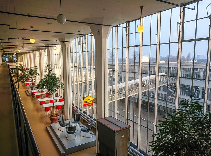 Van Nelle Fabriek, Rotterdam. Imagen de Gilbert Sopakuwa vía Flickr