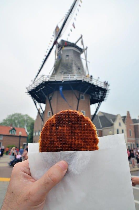 Postre holandés. Imagen de jpellgen  vía Flickr