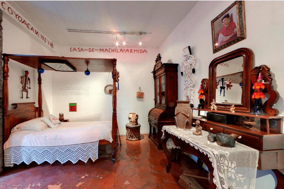 habitación Frida Kahlo