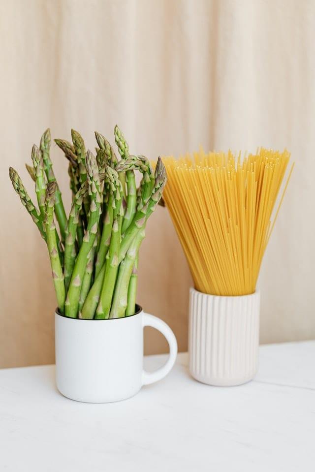 Sustituyen popotes con pasta- Imagen de Karolina Grabowska en  Pexels
