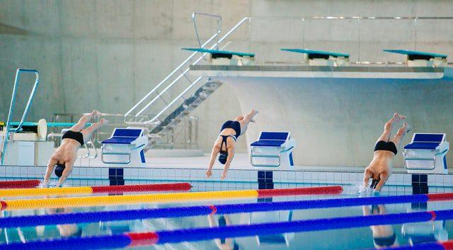 Atletas olímpicos. Imagen de dylan nolte en Unsplash